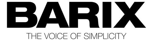 Barix_Logo
